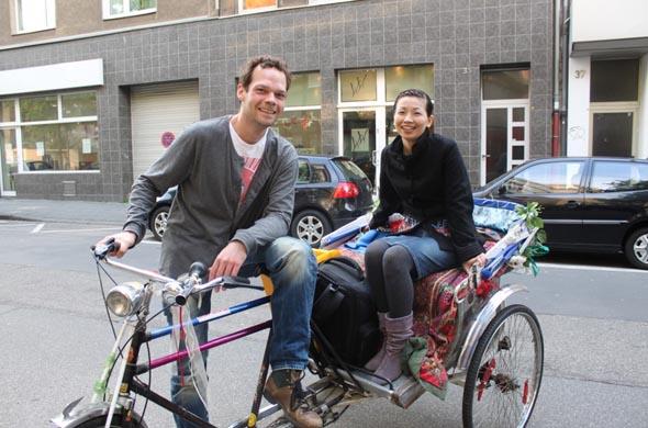 Weltreise - Radtour mit Thomas Bönig