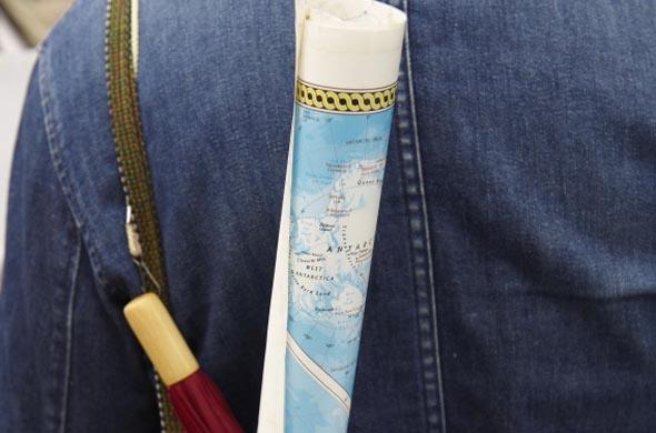 Weltreise durch die eigene Stadt mit Thomas Bönig