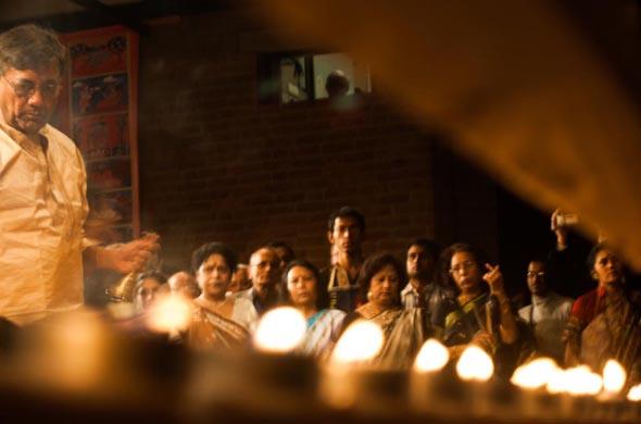 Das indische Köln für geschlossene Gruppen