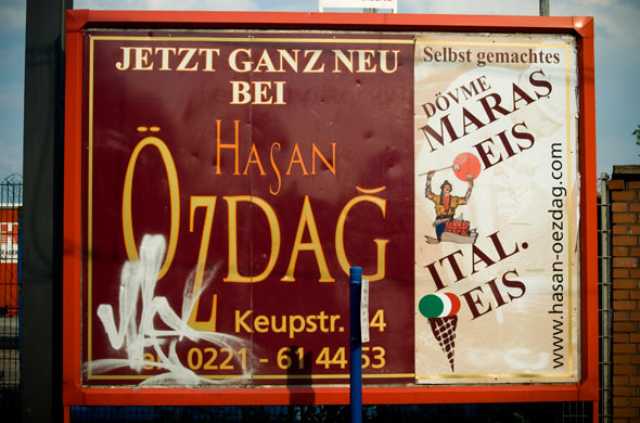 Köln alla Turca mit Şöhret Gök (Keupstraße)