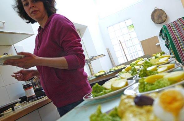 Peruanischer Kochkurs mit Mercedes Adjelleh