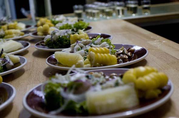 Kulinarische Weltreise in Köln mit Chea-len Chhay