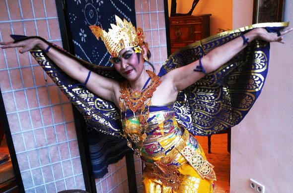 Indonesien: Kampung Köln mit Lidia Muliati