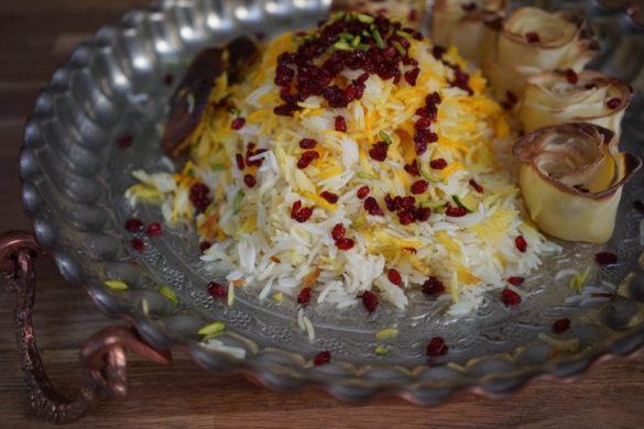Persischer Kochkurs mit Ninaz Helfrich